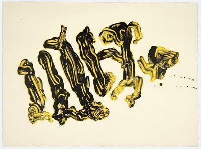 Ed Moses, 'Frank-Berta', 2001