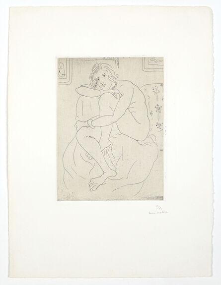 Henri Matisse, 'Nu assis, mains aux genoux ', 1929