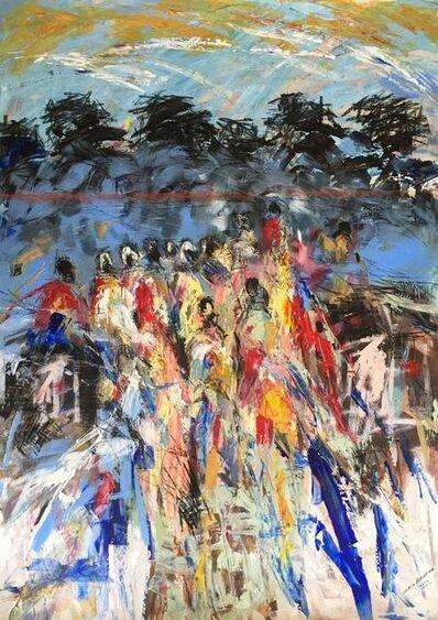 George Masarira, 'Untitled ', 2019