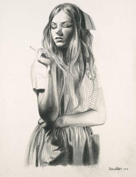 Mercedes Helnwein, 'Pam Rubio', 2013