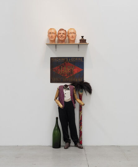 Guillaume Bijl, 'Composition Trouvée', 2012