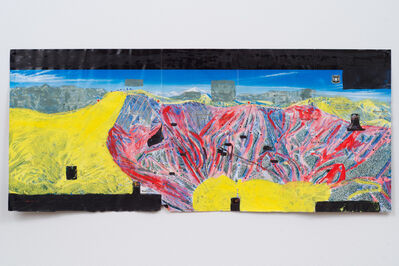 Jocko Weyland, 'Kirkwood (Black Top)', 2013