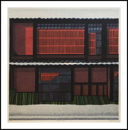 Clifton Karhu, 'Ichiriki Snow', 1982