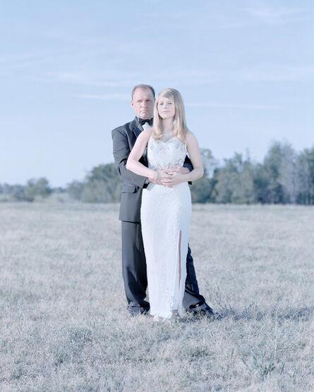 David Magnusson, 'Todd Magee & Christa Magee, 15 years. Shreveport, Louisiana.'