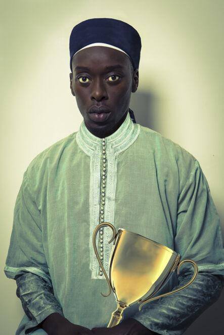 Omar Victor Diop, 'August Sabac El Cher', 2014