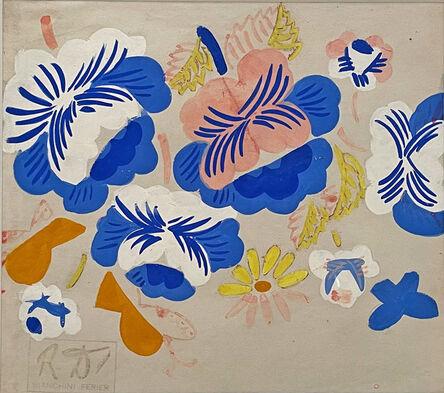 Raoul Dufy, 'Flowers', 1912-1928