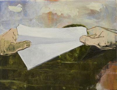 Peter Ashton Jones, 'The Paper Aeroplane', 2013