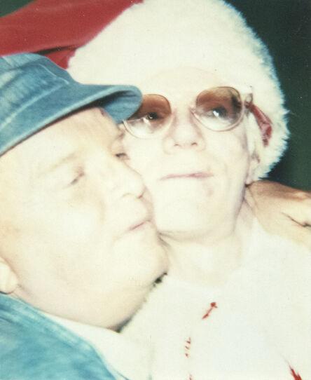 Andy Warhol, 'Andy Warhol and Truman Capote', ca. 1980