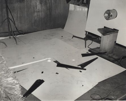 Larry Sultan and Mike Mandel, 'Untitled, Evidence', 1977