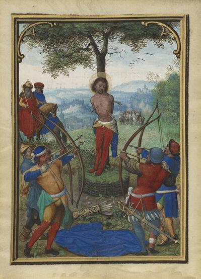 Simon Bening, 'The Martyrdom of Saint Sebastian', 1535-1540