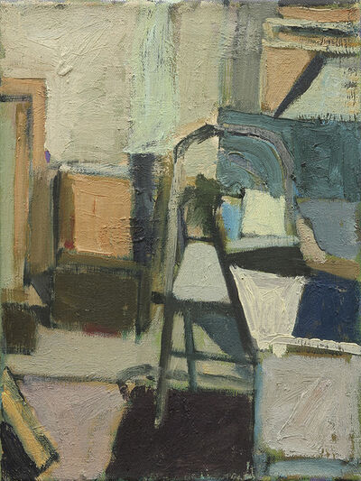 Terry St. John, 'Still Life/Studio', 1978
