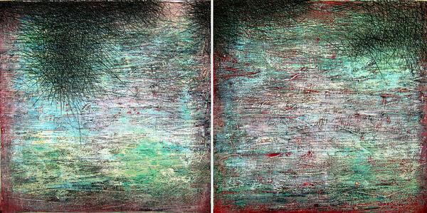 Tina Buchholtz, 'Red River', 2015