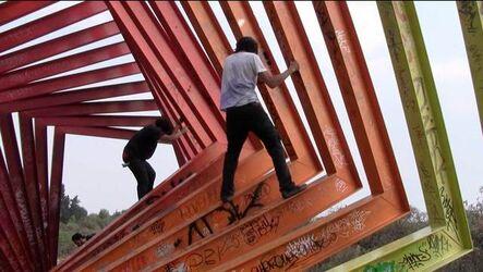 Israel Martínez, 'Pandilleros (Gang)', 2011