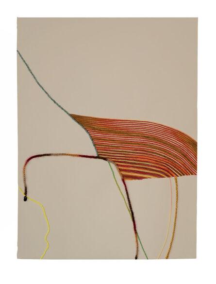 Georgie Hopton, 'Verse (iv)', 2018