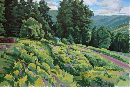 Richard Kirk Mills, 'August Meadow', 2013
