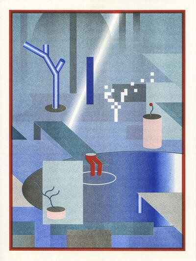 Tobias Jacob, 'Work Hard Play Hard #1', 2016