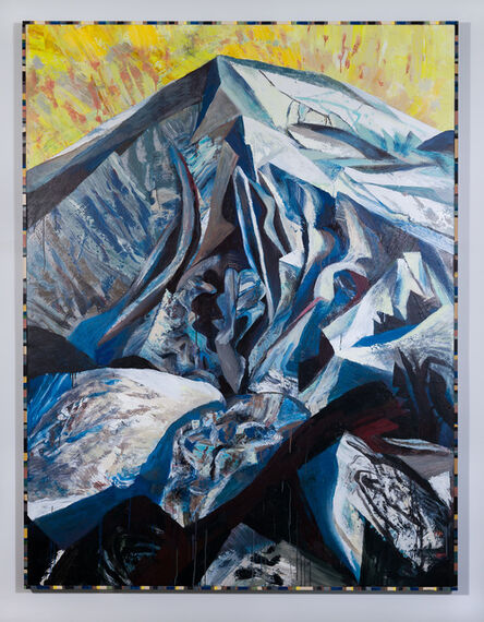 Lucinda Parker, 'Worm Complex Andesite Lava Flows', 202