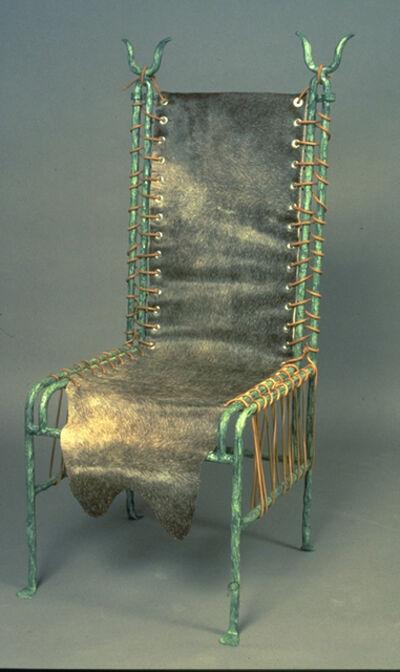 """Elizabeth Garouste and Mattia Bonetti, '""""Barbare"""" chair', 1985"""