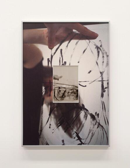 B. Ingrid Olson, 'Spidery ruff, glass bundling', 2015