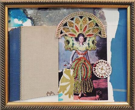 Sharon Bell, 'The Glittered Marquesa', 2015