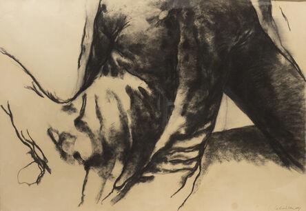 Luis Caballero, 'Sin título', 1986