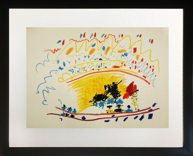 Pablo Picasso, 'Untitled VI', 1949