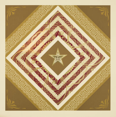 Shepard Fairey, 'Power and Glory III', 2014