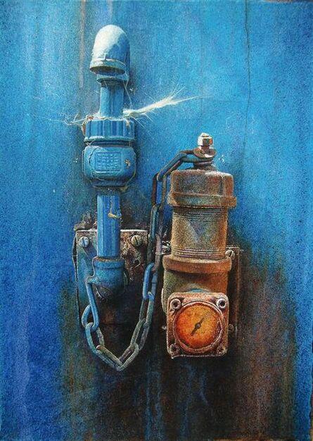 Angus McEwan, 'Out of Steam '