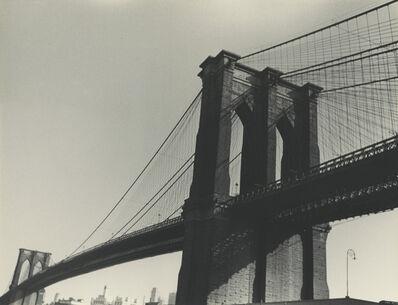 Ilse Bing, 'New York', 1936
