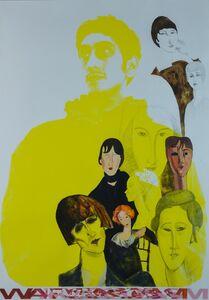 Alan Michael, 'Wargasm', 2001
