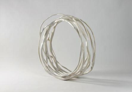 Caprice Pierucci, 'White Cycle I', 2014