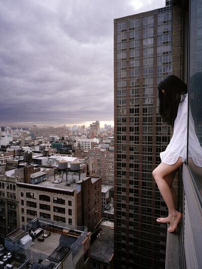 Jun Ahn, 'Self-Portrait (New York)', 2008
