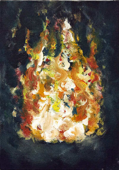 "Afonso Tostes, 'Fogo mensageiro - SC - ""untitled No. XII""', 2016"