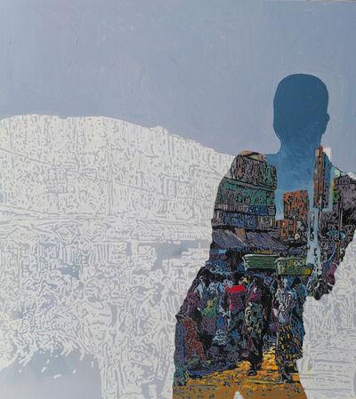 Pascal Konan, 'Je suis', 2020