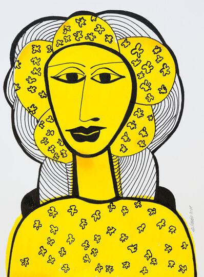 Dora De Larios, 'Self Portrait', 2017