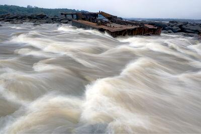 Nyaba Leon OUEDRAOGO, 'Phantoms of Congo river (006)', 2011-2012