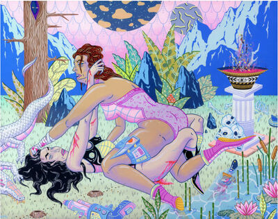 Kristen Liu-Wong, 'Soon Comes Night'