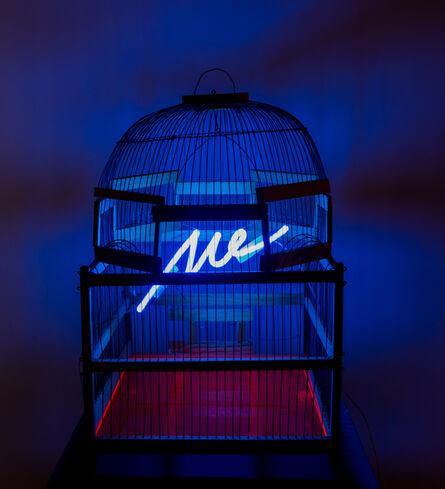 Olivia Steele, 'Me Cage', 2018