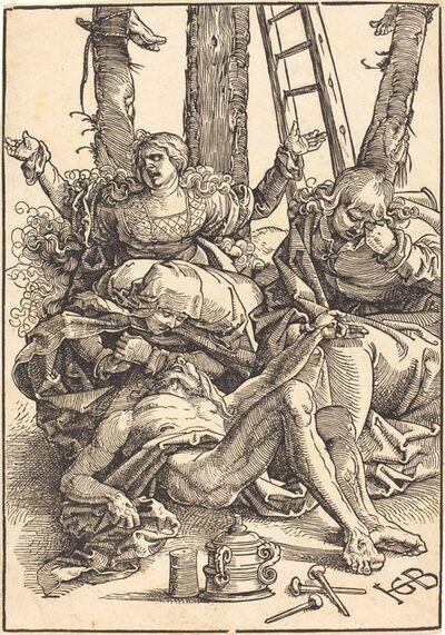 Hans Baldung, 'Lamentation for Christ', 1514