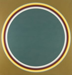 John Stephan, 'Disc #7', 1970