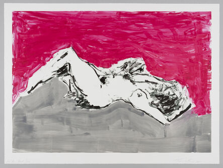 Tracey Emin, 'In Your Good Sea', 2015