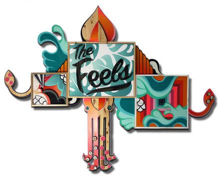 Alex Yanes, 'The Feels', 2018