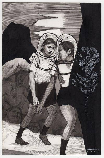 Hugo Crosthwaite, 'Untitled 017', 2021