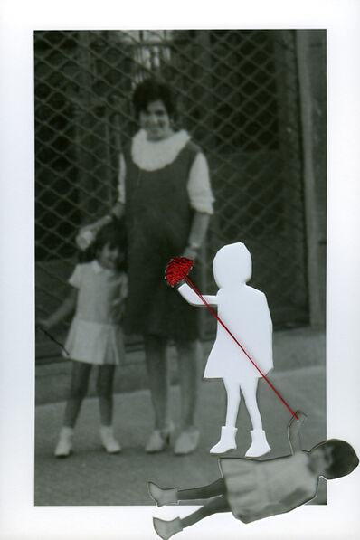 Carolle Benitah, 'la chute, the fall', 2009