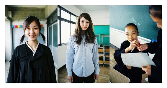 Kim Insook, 'Go-betweens, MeeHee, 2005-2010-2002', 2013