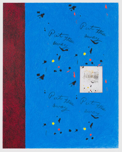 Anthony Campuzano, 'Note From Mother, Version #1', 2014