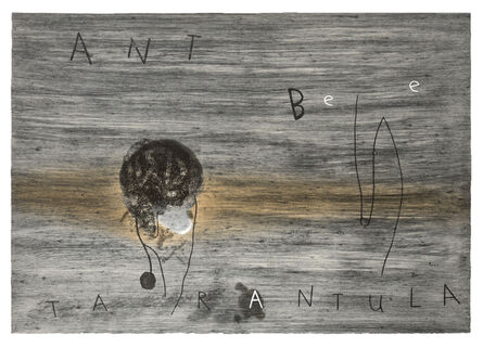 David Lynch, 'Ant Bee Tarantula', 1998