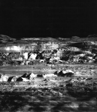 NASA, 'The Moon - Crater Copernicus - Closeup, November 23', 1966