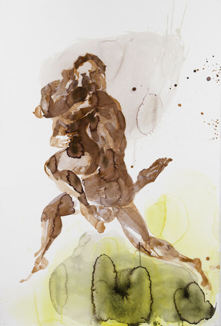 Eric Fischl, 'The Dancer Suite (Red Couple)', 2013