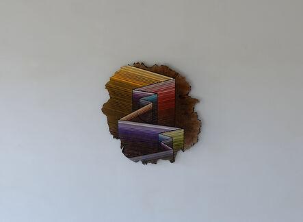 Jason Middlebrook, 'Strata walls #2', 2015